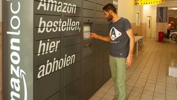 Amazon bedrängt Paket-Dienstleister