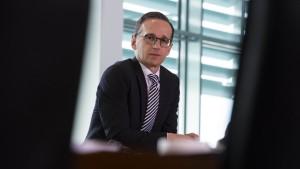 Kritik an Maas aus großer Koalition