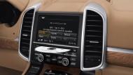 Zentralstation für HiFi und mehr: PCM-System im Porsche Cayenne