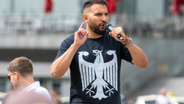 Berliner Justiz bündelt Ermittlungen zu Attila Hildmann
