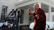 Obama empfängt Dalai Lama