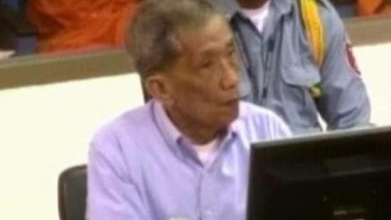 Khmer-Folterchef zu 35 Jahren Haft verurteilt