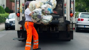 Ein neuer Markt für Recycling-Rohstoffe