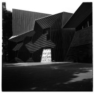 Licht der Diaspora: eine Aufnahme der Mainzer Synagoge