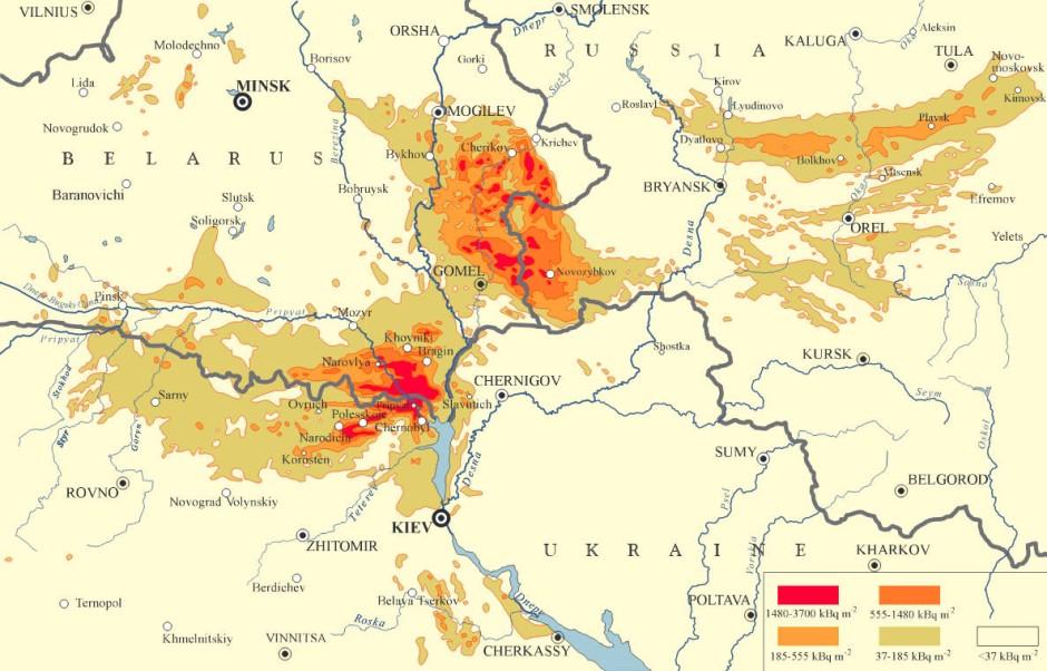 Tschernobyl Karte.Bilderstrecke Zu 30 Jahre Tschernobyl Die Zurückgewinnung Der