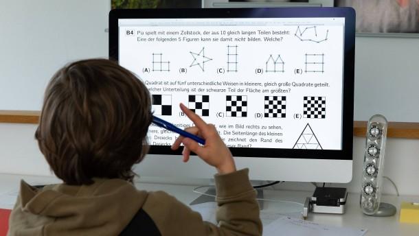 Schulcomputer vom Jobcenter