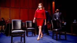 Ein Drama um Trumps Kandidatin