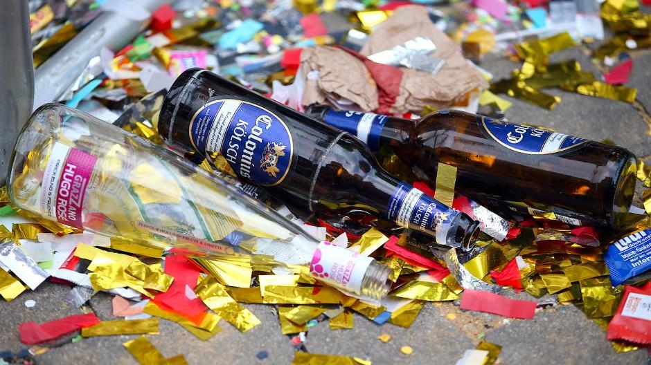 Schluss mit Karneval-Exzess: Aber bedeutet ein Verzicht in der Fastenzeit wirklich das Ende vom Genuss?