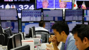Finanzmärkte hoffen auf Hillary Clinton
