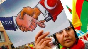 """Kurdistan blutet, Europa sieht zu"""