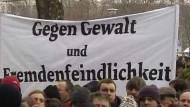 Dresden erinnert an Bombardierung