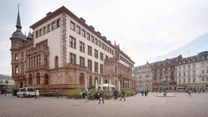Das sind die OB-Kandidaten von SPD, CDU und Grünen