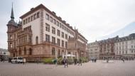 Begehrter Posten: Wiesbaden wählt demnächst einen neuen Oberbürgermeister.