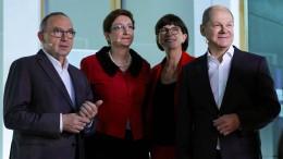 Esken und Walter-Borjans werden neue SPD-Vorsitzende