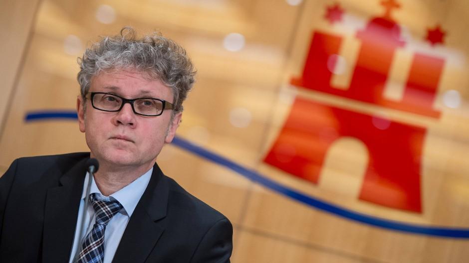 Johannes Caspar, Hamburgs Datenschutzbeauftragter, hat sich schon in Vergangenheit mit Facebook angelegt.
