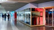 """Vom Kleinod zum Leerstand: Das """"Che Vegara"""" in der B-Ebene der Hauptwache ist geschlossen"""