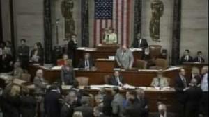Demokraten provozieren Bush-Veto