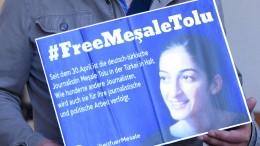 Inhaftierte Journalistin kommt frei