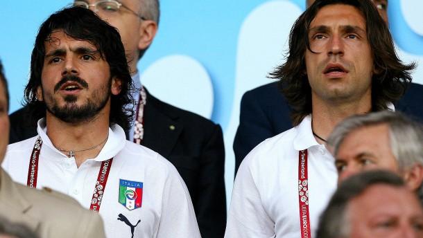Ying und Yang des italienischen Fußballs