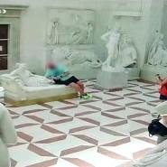 Tourist bricht Frau Bonaparte ihre Zehen ab