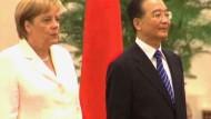 Berlin und Peking wollen Partnerschaft ausbauen