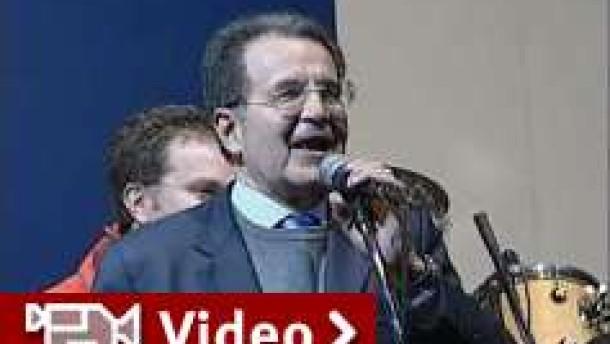 Prodi als Wahlsieger bestätigt
