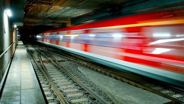 Besseres WLAN im S-Bahn-Tunnel