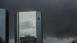 Deutsche Bank als Horrorfilm mit Überlänge
