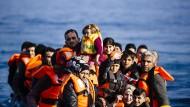 Eliten befürchten neue Flüchtlingswelle