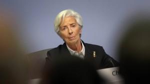 EZB erwartet höhere Inflation