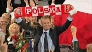 Polen vor politischem Neuanfang