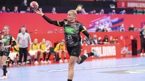 Deutsche Handball-Frauen mit perfektem EM-Start