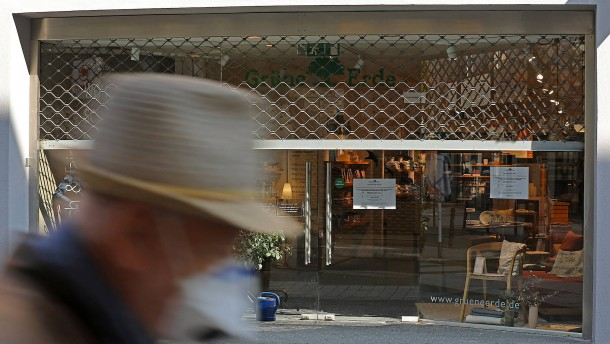 Gewerbemieter sollen in der Corona-Krise weniger zahlen