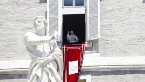 Rätselhafte Post vom Papst