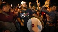 Christen feiern Befreiung vom Islamischen Staat