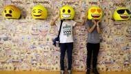 Der Mensch als Emoji ;)
