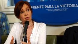 Haftbefehl gegen ehemalige Präsidentin