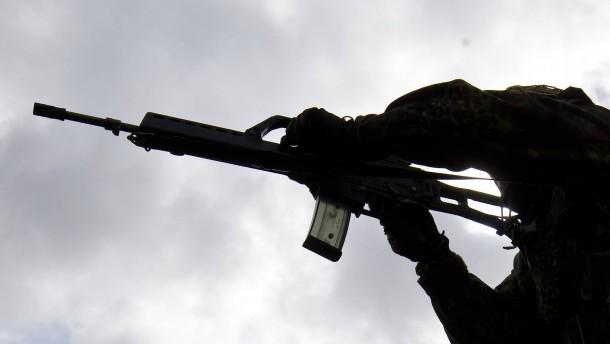 Heckler & Koch kämpft um Gewehr