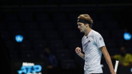 Zverev hat nun ein Endspiel gegen Djokovic