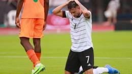Für Deutschlands Fußballer ist Olympia schon vorbei