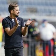 """""""Volle Konzentration voraus"""": Trainer Niko Arnautis"""