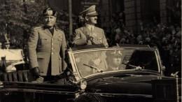 Wird die NSDAP von Mussolini finanziert?