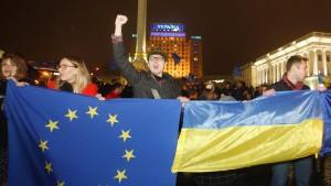 """""""Die Ukraine gehört zu Europa"""""""