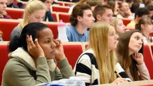 Warum Studenten hinschmeißen