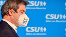 Söder kündigt für Bayern weitere Öffnungen an