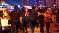 Der Anschlagsort in Manchester weckt düstere Erinnerungen an den Anschlag vom Bataclan 2015 in Paris.