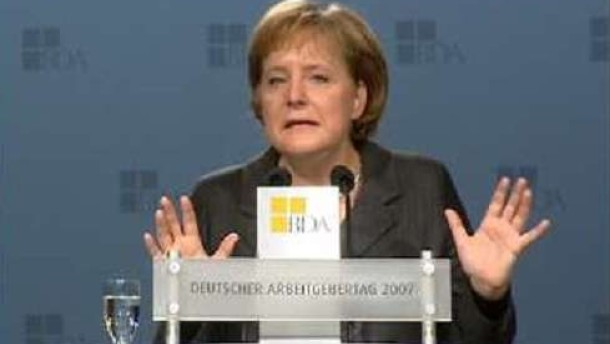 Beck: Merkel soll Worten Taten folgen lassen