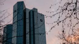 Wie geht es bei der Deutschen Bank weiter?