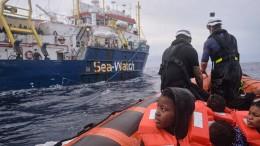 Mehr als 400 Menschen aus Seenot vor libyscher Küste gerettet