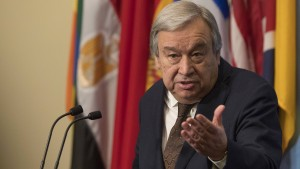 """UN-Generalsekretär: """"Weitreichende Folgen für Israel"""""""
